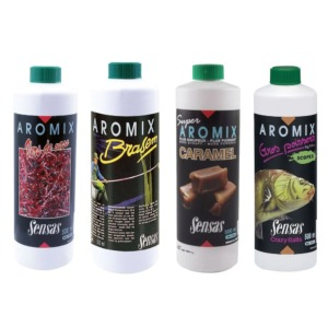 Aditiv Lichid Sensas Aromix