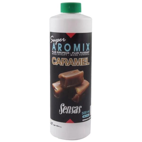 Aditiv Lichid Sensas Aromix Caramel