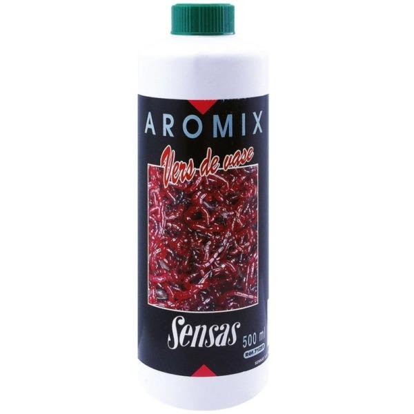 Aditiv Lichid Sensas Aromix Earthworm