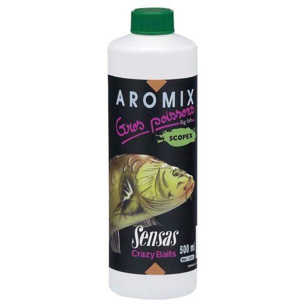 Aditiv Lichid Sensas Aromix Scopex