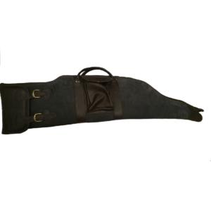 Husa din piele pt. carabina model englezesc 130 cm