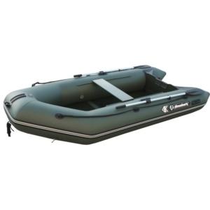 Barca pneumatica Allroundmarin Kiwi 300 verde + podina