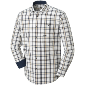 Camasa Blaser Oxford Modern Fit bej