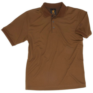 Tricou polo Browning Savannah Ripstop olive
