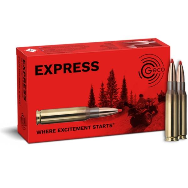 Cartuse Geco Express, .308 Win