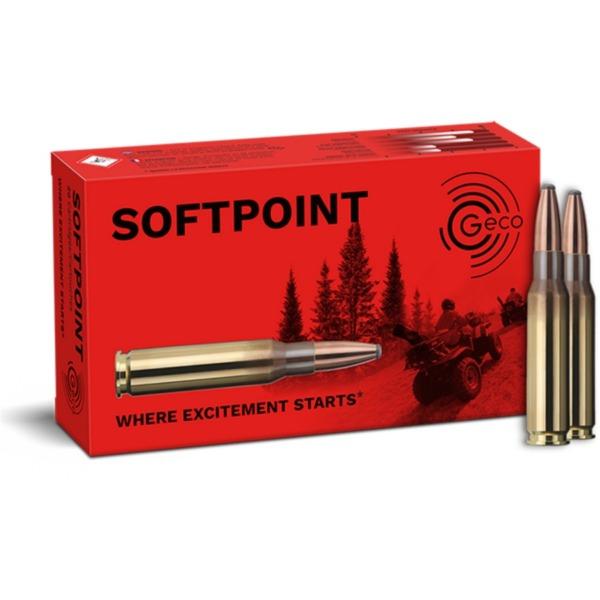 Cartuse Geco SoftPoint, .308 Win