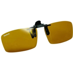 Ochelari Daiwa Pro polarizanti clip-on lentila amber