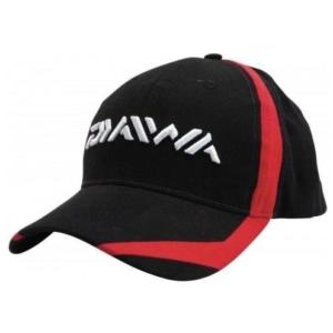 Sapca Daiwa Flash negru/rosu