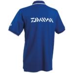 Tricou polo Daiwa albastru