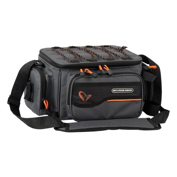 Geanta Savage Gear System Box M 3 Cutii, 12.3L