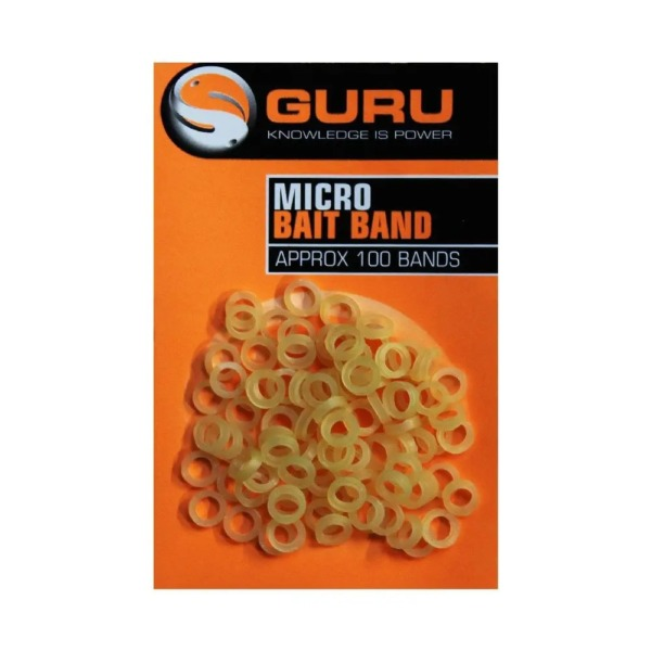 Inele Siliconice Guru Micro Bait Bands
