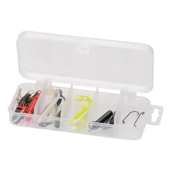 Kit Naluci si Accesorii Savage Gear Mini Perch, 21buc
