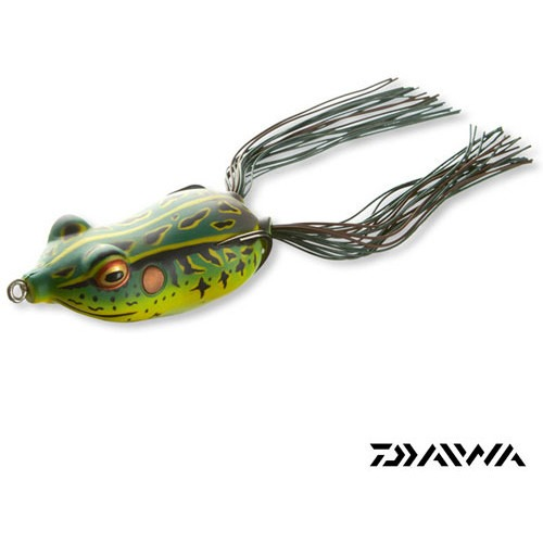 Naluca Daiwa D-Frog, Green