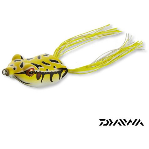 Naluca Daiwa D-Frog, yellow
