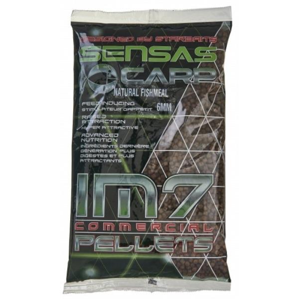 Pelete Sensas IM7 Extruded Natural Fishmeal