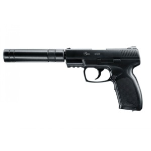 Pistol Airsoft + Amortizor Combat Zone COP SK