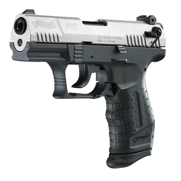 Pistol Walther P22 Classic Bicolor