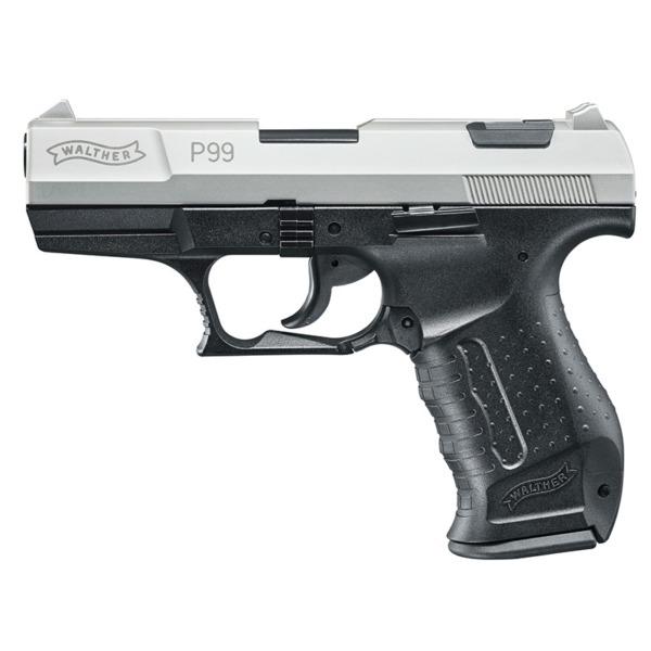 Pistol Walther P99 Bicolor