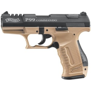 Pistol Walther P99 Commando