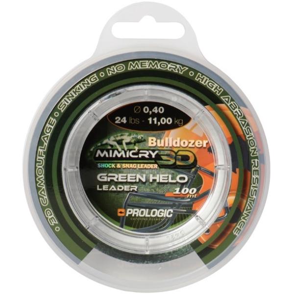 Fir monofilament Prologic Mimicry Green Helo 100m