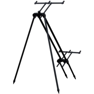 Rod Pod Prologic Tri-Sky, Aluminiu, 3 Posturi