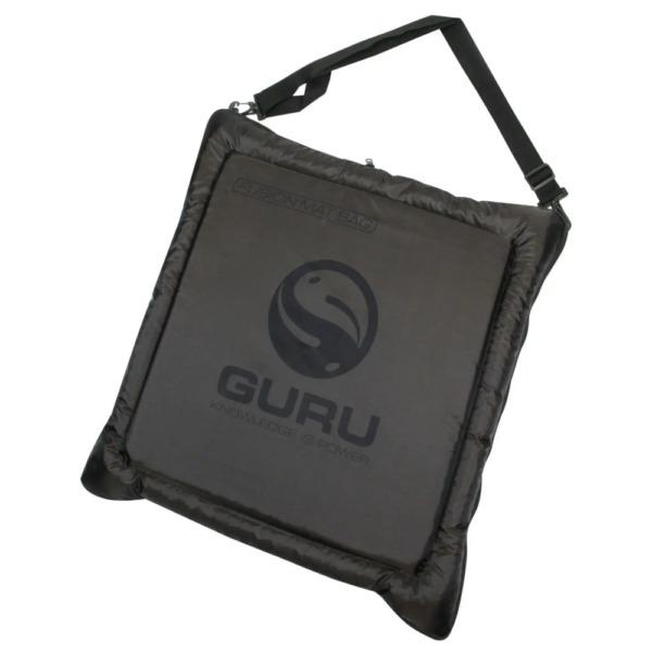 Saltea Primire Guru Fusion Mat Bag Black