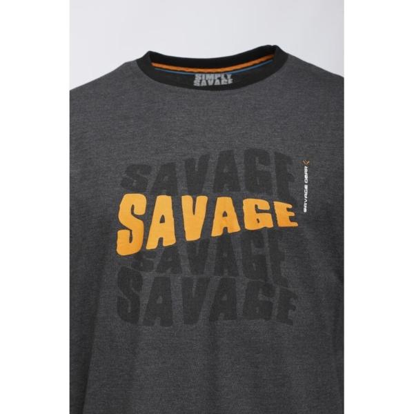 Tricou Savage Gear Simply