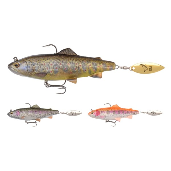 Shad Savage Gear 4D Trout Spin