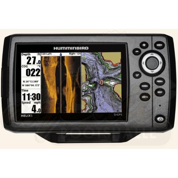 Sonar Humminbird HELIX 5 Chirp SI GPS G2