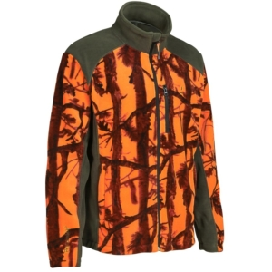 Jacheta fleece Tresco Chasse Ghostcamo