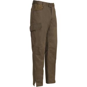 Pantaloni Treesco Sologne Impermeabil maro