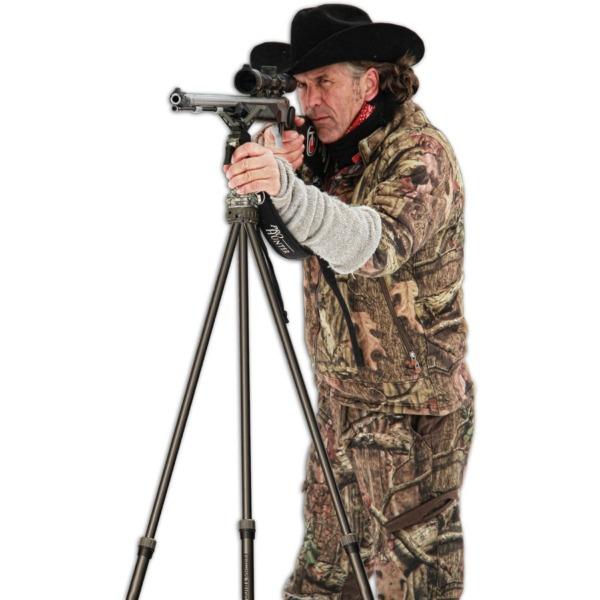 Tripod Telescopic Primos Hunting, 61-157cm