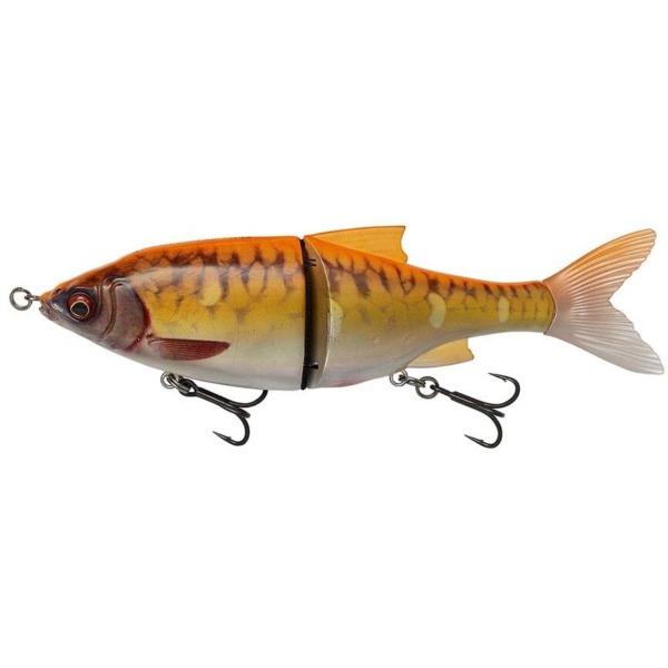 Vobler Savage Gear 3D Roach Shine Glider Gold Fish PHP