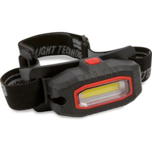 Lanterna cap 3 leduri LINEAEFFE 300 lumen negru