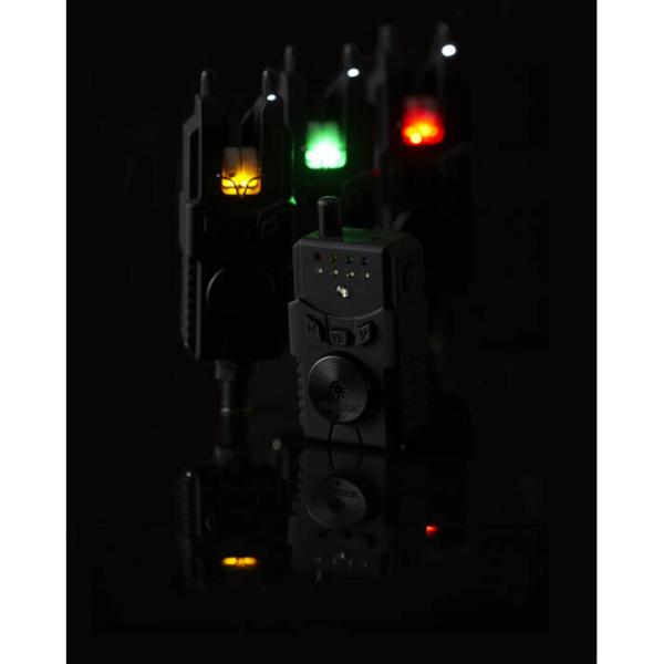 Avertizor electric SMX MKII WTS 4+1 multicolor