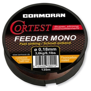 Fir Monofilament Cormoran Cortest Feeder, 135m