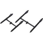 Rod Pod Prologic Low Profile System, 3 Posturi