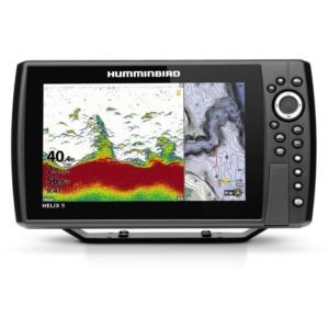 Sonar Humminbird HELIX 9 Chirp Mega DI + GPS G3N