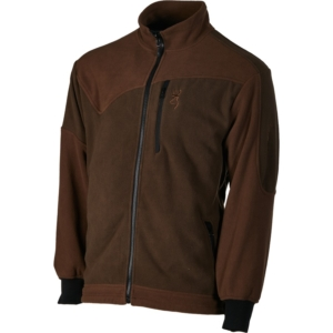 Jacheta Fleece Browning Powefleece Inside XPO Light, Maro