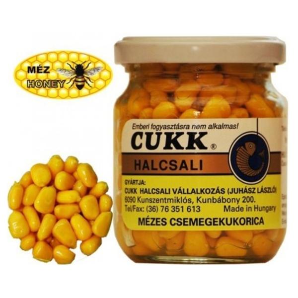 Porumb de Carlig Cukk Colorful Corn, 220ml/borcan