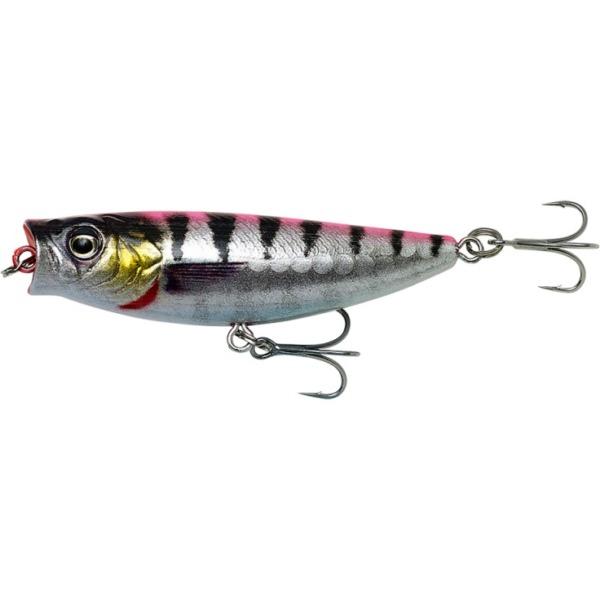 Vobler Savage Gear 3D Minnow Popwalker Pink Barracuda
