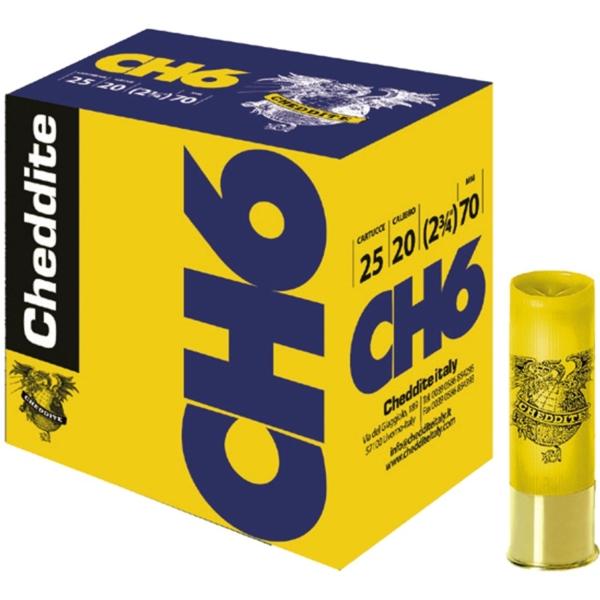 Cartus cu Alica Cheddite CH6