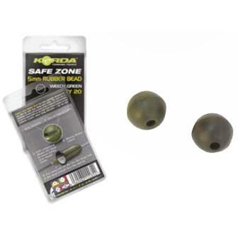 Bilute Antisoc Korda Rubber Bead, 5mm, 25buc/plic