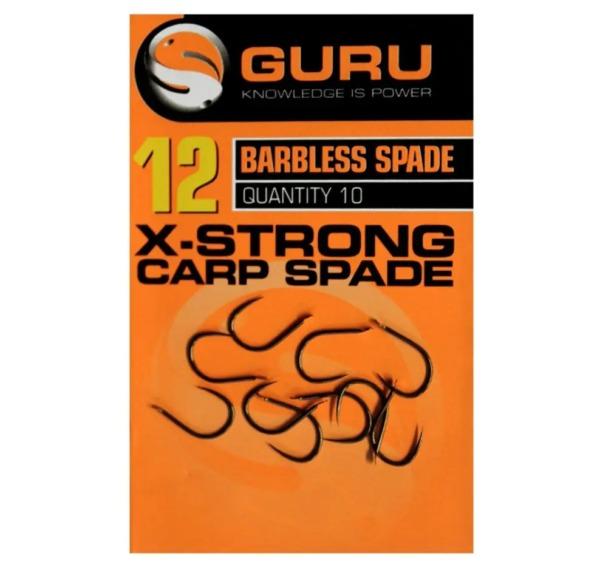 Carlige Guru X-Strong, 10buc/plic