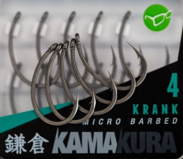 Carlige Korda Kamakura Krank, 10buc/cutie