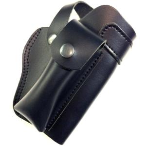 Toc piele+sector pt. pistol(S&W/PT.80/P99/SMERCH 925)