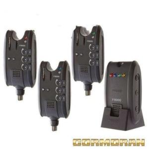Set Avertizori Cormoran Pro Carp F8000, 3+1