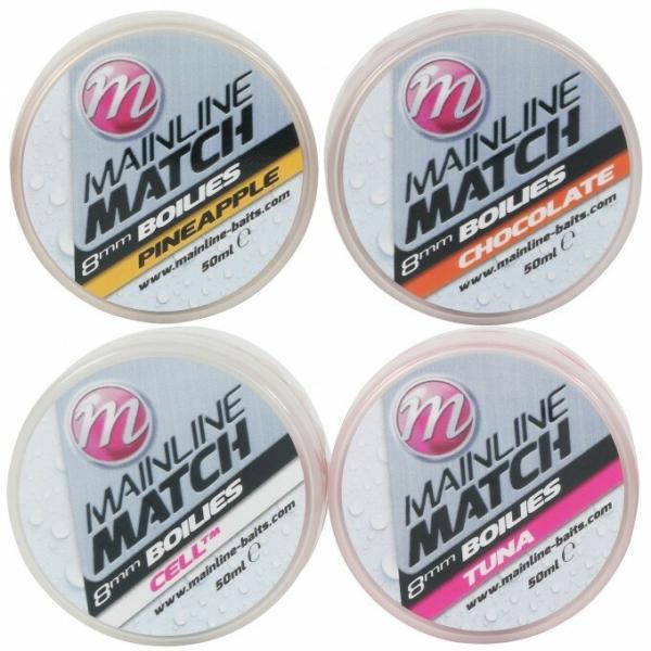 Microboilies Mainline Match, 8mm