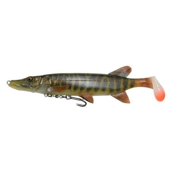 Naluca Savage Gear 4D Pike Shad Striped Pike