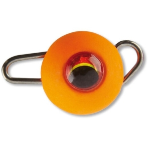 Plumb Cheburashka Daiwa Jig Prorex Flexi Jig-System TG Head, Fluo-Orange